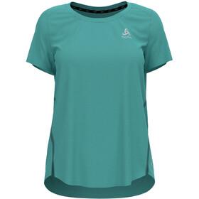 Odlo Zeroweight Chill-Tec T-Shirt S/S Crew Neck Women, jaded
